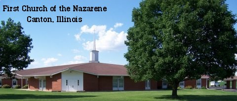 Church of the Nazarene Canton.